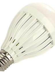 7W E27 Lampadine globo LED A60(A19) 14 SMD 5730 650 lm Bianco caldo Luce fredda Decorativo V 1 pezzo