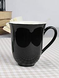 Minimalismo Artigos para Bebida, 400 ml Decoração Cerâmica Café Leite Copos