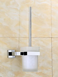 Toilet Brushes & Holders Modern Stainless Steel