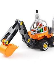Brinquedo Educativo Brinquedos para presente Blocos de Construir Brinquedos Criativos & Pegadinhas Caminhão 2 a 4 Anos Brinquedos