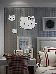 Shapes Wall Stickers Mirror Wall Stickers Decorative Wall Stickers,Glass Material Home Decoration Wall Decal