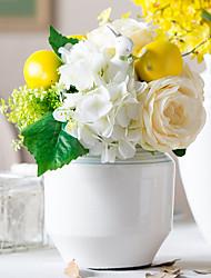 1 Branch Tabletop Flower Artificial Flowers