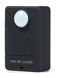 Smart PIR MP Alert A9 Anti-theft Monitor Detector GSM Alarm System for Home