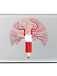1 pièce Anti-Rayures Jeux Avec Logo Apple En Plastique Transparent Décalcomanie Motif PourMacBook Pro 15'' with Retina MacBook Pro 15 ''