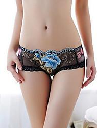 Damen,Sexy Jacquard Besonders sexy HöschenPolyester