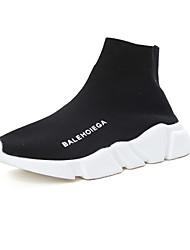 Unisex-Sneakers-Tempo libero Casual-Comoda Suole leggere pattini delle coppie-Piatto-Tessuto