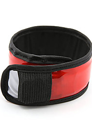 Safety Lights Glow Belt LED Running Armband Reflective Wristbands Compact Size for Camping/Hiking/Caving Cycling/Bike Climbing Outdoor-
