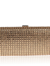 L.WEST Woman's fine dinner set auger hand bag package box