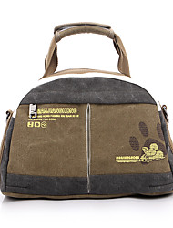 Unisex Canvas Casual Outdoor Office & Career Professioanl Use Shoulder Bag