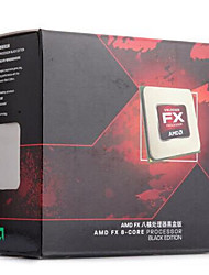 AMD FX series FX - 8320 8 core  AM3  interface box CPU processor