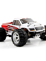 WLtoys A979-B 4WD 1/18 70km/h High Speed Monster Truck 118 2.4G Radio Control A979 Updated Version RC Buggy Off-Road RTR