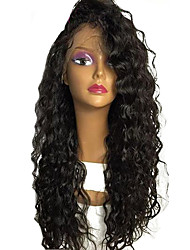 Hot Sale Curly Wig Brazilian Human Hair Glueless Lace Wigs 150% Density  Full Lace 100% Human Hair Wigs