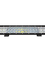 5d levou bar lighr 180W 17 polegadas luzes offroad condução 1800lm levaram barco carro suv lâmpadas 12v IP68