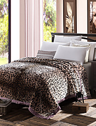 Toison de Corral Rouge Multicolore,Imprimé Nouveauté 100 % Polyester couvertures W180 x L200cm  W200 x L230cm