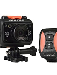 SOOCOO S70 Professional WiFi 2K@30fps 1080p@60fps 30M Sport Action Camera with Watch Remote Control Waterproof