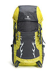 CAMEL 30L Traveling Mountaineering Hiking&Camping Backpack Color Green/Yellow