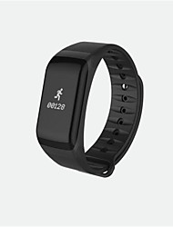 Smart Bracelet Water Resistant / Water Proof Pedometers Heart Rate Monitor Touch Screen Blood Pressure MeasurementActivity Tracker Sleep