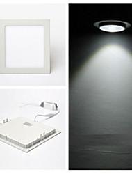 ZDM ™ 12W ha condotto le luci del soffitto / luci di pannello LED da incasso retrofit 60 SMD 2835 900 lm freddo ac bianco 85-265 v