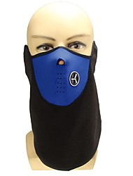 Blue Biker Cycling Motorcycle Ski Snowboard Neck Face Mask Facemask