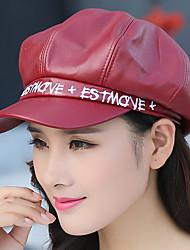 das mulheres da cópia do vintage octagonal cap sombra pintor inglaterra vento boina cap chapéu de basebol