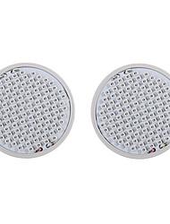 6W E27 Lampes Horticoles LED 106 SMD 3528 2500-3000 lm Rouge Bleu V 2 pièces