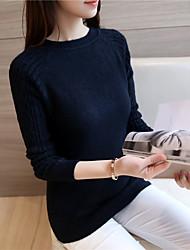 знак # 2988 2016 осень и зима новых женщин&# 39, S свитеры