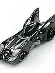 Voiture de Course Jouets Jouets de voiture 1:64 Métal Plastique Argenté Maquette & Jeu de Construction