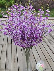 1 Ramo Plástico Outras Flor de Chão Flores artificiais 8*8*94