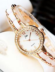 Women's Fashion Watch Digital Watch Quartz Digital Alloy Band Cool Casual Rose Gold