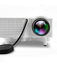LCD QVGA (320x240) Projector,LED 500 Mini Projector