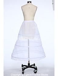 Slips A-Line Slip Tea-Length 1 Taffeta White Black Red