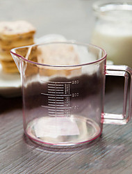 Measuring Cup For Cake Cookie Cupcake Pie Plastic Graduated Glass