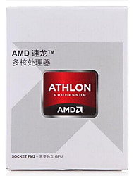 AMD athlon 850 series quad-core FM2  interface box CPU processor