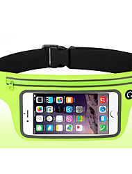 Sports Bag Armband Waterproof Rain-Proof Waterproof Zipper Dust Proof Running Bag Iphone 5/5S Iphone 6/IPhone 6S/IPhone 7 Iphone 5 C
