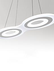 41 Pendelleuchten ,  Zeitgenössisch Galvanisierung Eigenschaft for LED Metall Wohnzimmer Schlafzimmer Esszimmer Küche Studierzimmer/Büro