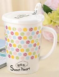 Articles pour boire, 350 Céramique Café Lait Verres & Tasses Pour Usage Quotidien