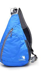 Sac à bandoulière Chest Bag pour Camping & Randonnée Sac de Sport Etanche Vestimentaire Légère Ultrafine Sac de Course 0-10L