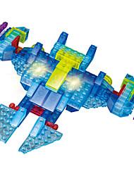 Iluminação de LED Kit Faça Você Mesmo Blocos de Construir Brinquedos para presente Blocos de Construir Modelo e Blocos de Construção