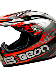 BEON B-600 Motorcycle Motocross Helmet Anti-Fog Anti-UV Security Helmet Unisex Fashion
