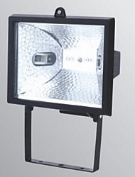 Halogen lawn lamp