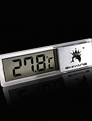 Aquarium Thermometers Energy Saving Transparent