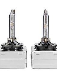 2pcs 55w D3S xenon lâmpada 8000k