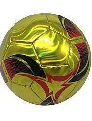 Football(Or,PVC)Haute élasticité Durable