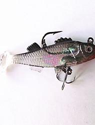 3 pcs Poissons nageur/Leurre dur Couleurs Aléatoires 8 g Once mm pouce,Plastique Pêche générale