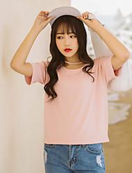 знак 2017 года корейская версия колледжа ветра футболку студенток