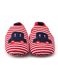 Bebé-Tacón Plano-Zapatos de Cuna Primeros Pasos-Bailarinas-Informal-Tejido