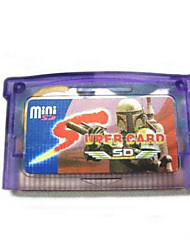 Aucune Cartes mémoires Pour Nintendo DS Nintendo 3DS New GBC / GBA / GBAsp / GBM Mini