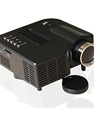 LCD QVGA (320x240) Projecteur,LED 500 Mini Projecteur