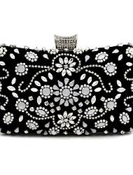 L.west Women Elegant High-grade Luxury Acrylic Evening Bag