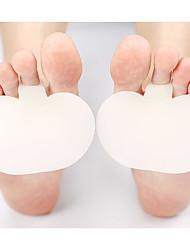 ортопедических Стельки / вкладыши Половина Стельки Для Полуботинки Нейлон Розовый Белый